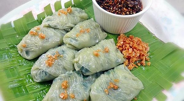 กุยช่ายแป้งสด วิธีทำ กุยช่ายแป้งสด อาหารว่างแบบไทย ๆ แป้งเหนียวนุ่ม