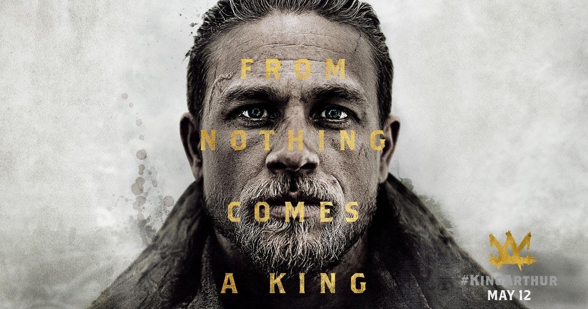 หนัง  King Arthur Legend of the Sword