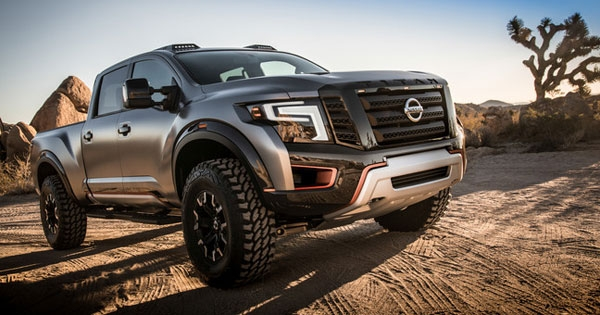 Nissan titan warrior price philippines
