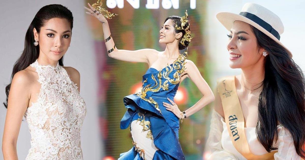 รวมภาพ ฝ้าย สุภาพร Miss Grand Thailand 2016 สวยเป๊ะครบเครื่อง