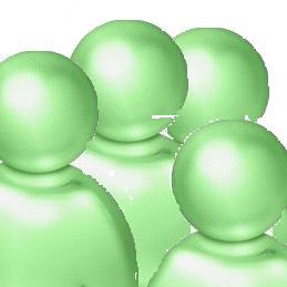 การใช้งานทั่วไป  การใช้งานเมนู Contacts บน Windows Live Messenger