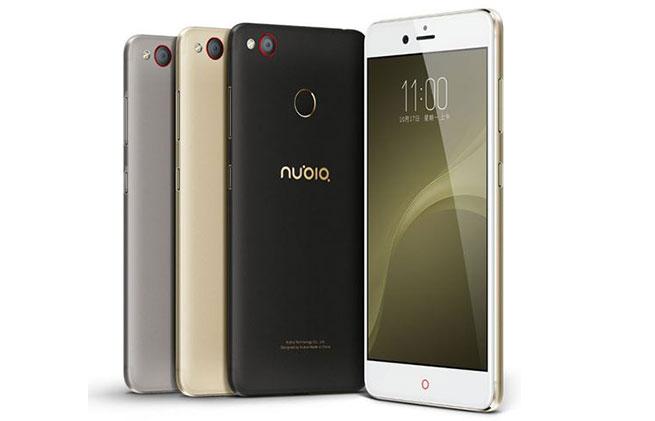 ZTE เปิดตัว nubia Z11 miniS สมาร์ทโฟนครบรอบ 4 ปีแบรนด์ nubia