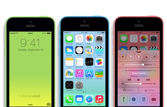 แอปเปิลเตรียมยุติการผลิต iPhone 5c เตรียมบอกลาในปีหน้า
