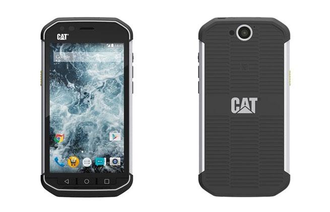 เปิดตัว CAT S40 แอนดรอยด์โฟนพันธุ์อึด พร้อมลุยทุกที่ทุกเวลา