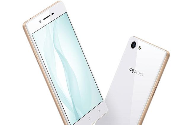 เปิดตัว OPPO A33 สมาร์ทโฟนจอ 5 นิ้ว รองรับ 4G ราคาถูก