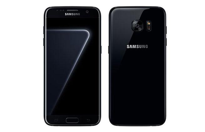 ซัมซุงเปิดตัว Galaxy S7 edge สีใหม่ Black Pearl ความจุ 128GB