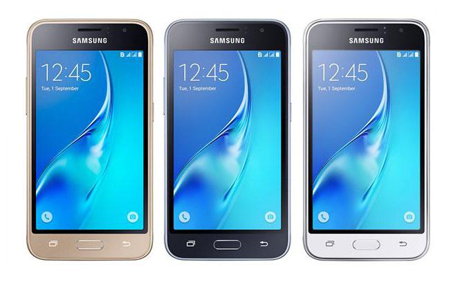 ซัมซุงวางขาย Galaxy J1 Version 2 รุ่นใหม่แล้ว ราคา 3,690 บาท