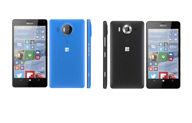 ภาพหลุด Microsoft Lumia 950/950XL ว่าที่สมาร์ทโฟนเรือธงฝั่ง Windows