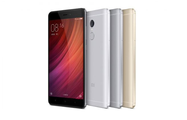 Xiaomi เปิดตัว Redmi Note 4 มือถือจอใหญ่ แบตฯ 4,100mAh
