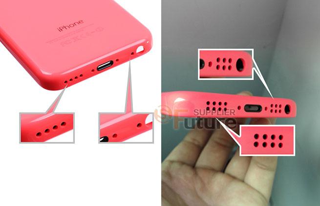 ภาพหลุดแรกฝาหลัง iPhone 6c รุ่นจอ 4 นิ้ว แฟลช LED คู่