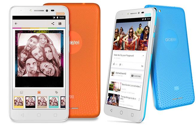 Alcatel เปิดตัว Pixi 4 Plus Power สมาร์ทโฟนแบตฯ 5,000mAh