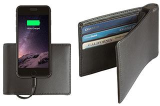 ล้ำสุด ๆ ! กระเป๋าสตางค์พร้อม Power Bank ในตัวจาก Nomad