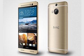 เปิดตัว HTC One M9+ หน้าจอ QHD ปุ่มโฮมสแกนลายนิ้วมือ พร้อมกล้องคู่