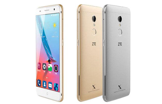 ZTE เปิดตัว Small Fresh 4 สมาร์ทโฟนรุ่นเล็ก ราคาประหยัด