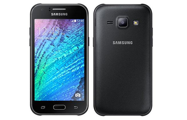 เปิดตัว Samsung Galaxy J1 สมาร์ทโฟนแอนดรอยด์รุ่นใหม่ซีรีส์ J