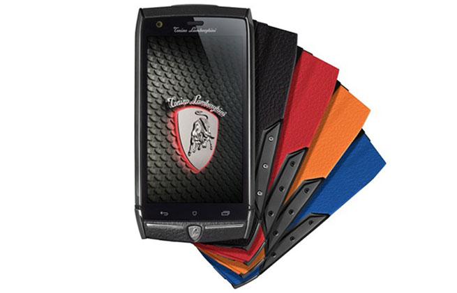 Tonino Lamborghini 88 Tauri สมาร์ทโฟนสุดหรู รองรับ 4G ใช้สองซิมพร้อมกันได้
