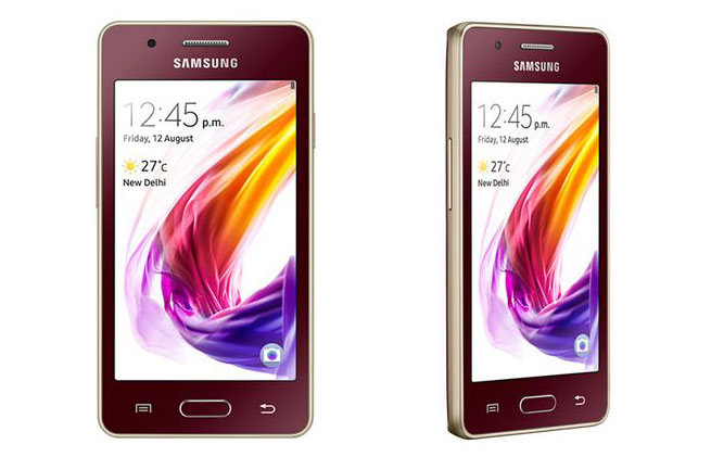 เปิดตัว Samsung Z2 มือถือรัน Tizen OS รุ่นใหม่ รองรับ 4G