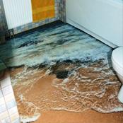 ที่สุดแห่งการดีไซน์ ห้องน้ำ 3 มิติ เฟี้ยวเฟร่อ แบบนี้