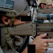 ภาพภารกิจทางการทหาร สเปเชียล ฟอร์ซ จาก สหรัฐฯ สุดทรหด