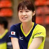 ซาโอริ คิมูระ กัปตันทีมวอลเลย์บอลหญิงญี่ปุ่น